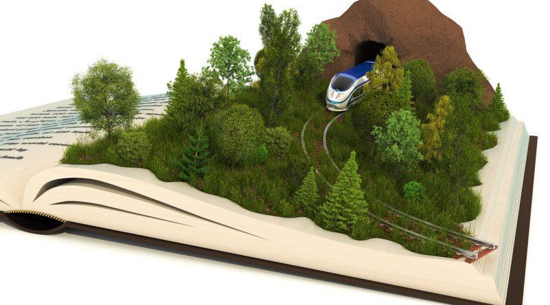 Książki o kolei i transporcie szynowym