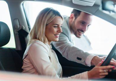Wynajęcie auta jako alternatywa dla jazdy testowej